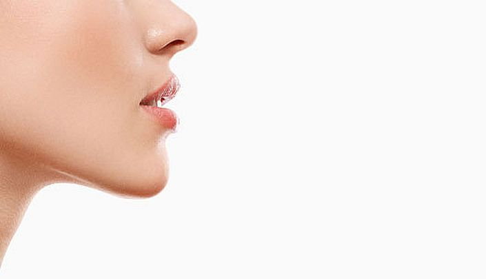 Facial implant surgery